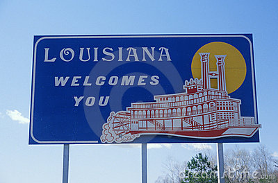 Louisiana is not Texas    600 Commerce