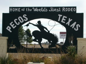 pecos-rodeo-sign